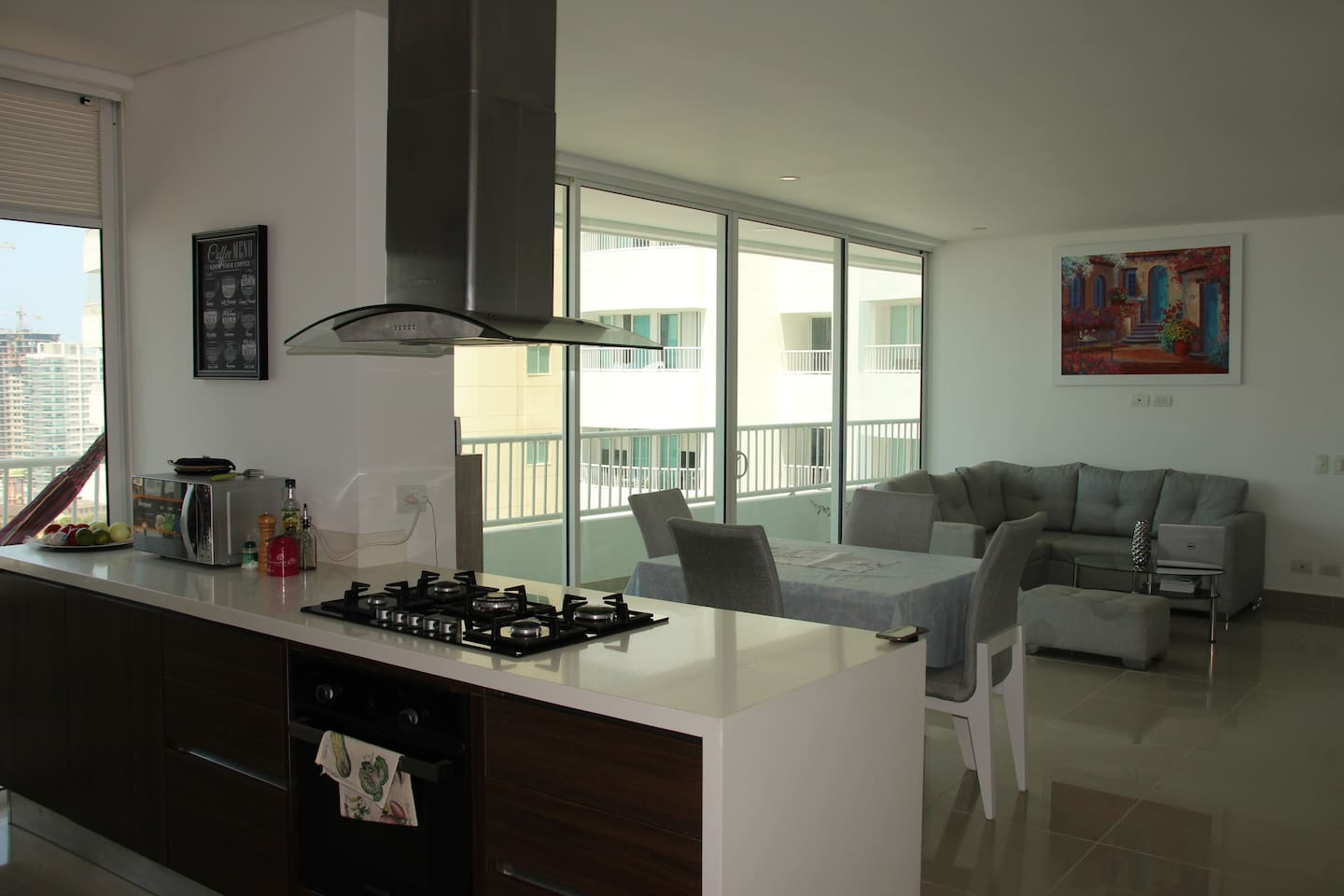Lovely Appartment in Manga