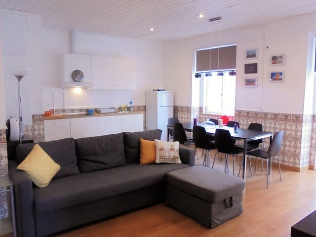 Belém - Apartment for 5 - Lisboa - Apartemen