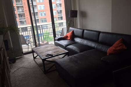 Stunting luxury apartment, location says it all. - 阿灵顿 - 公寓