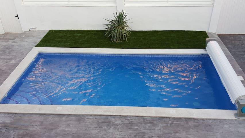 apartamento con derecho a piscina
