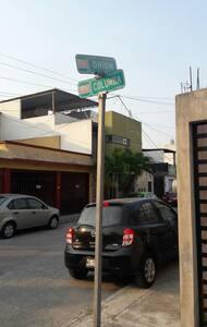 Fully equipped bedroom - Villahermosa, Tabasco, MX