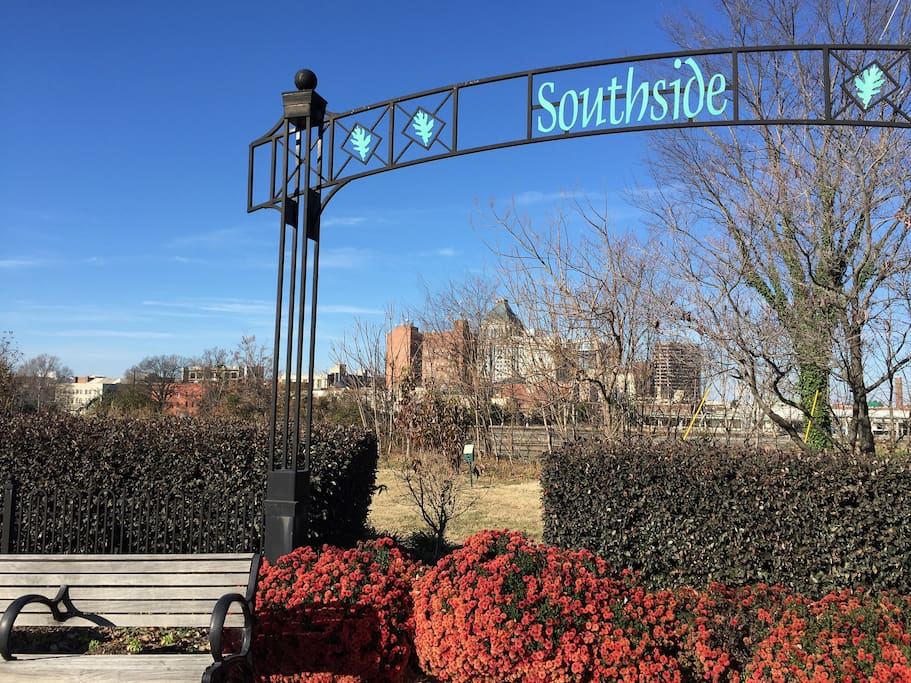 We are proud to be a part of the Southside neighborhood. Plenty of restaurants, theaters and cultural venues are just a short walk away!