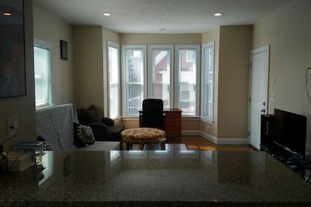 2 Story Flat for Large Groups South of Boston - Brockton - Apartament