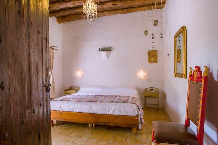 Agroturismo Las Mariposas Ibiza - Double rooms