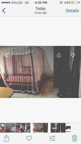 Road level double room