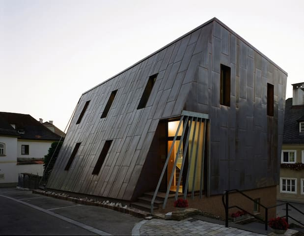 Kupferhaus im Zentrum von Ybbsitz