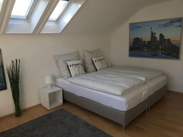 Gemütliches Apartment nahe Frankfurt am Main