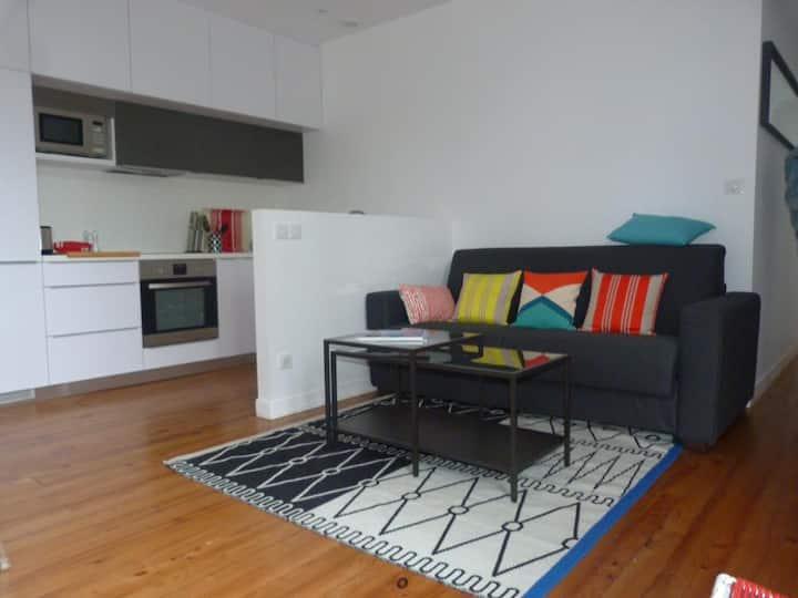 Appartement 2 pieces st Charles Biarritz.