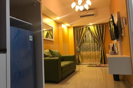 (WIFI+Full Furnished)_Brand NEW Apartment