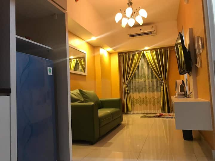 (2BR FULLY FURNISHED + WIFI)_Super Cozy!!!