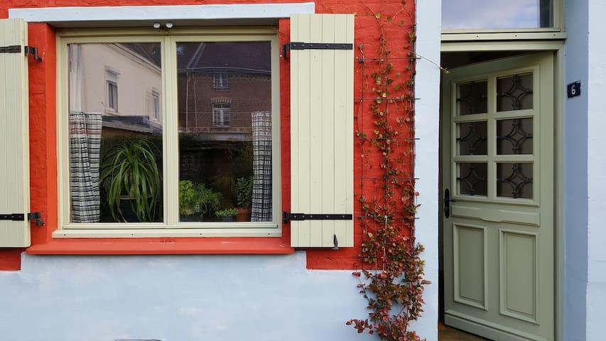 Maison au calme, cour lambersart - Lambersart - Dom
