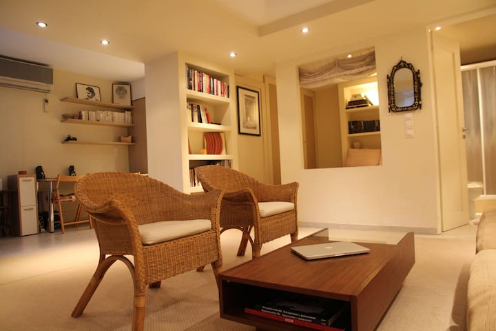 Right under the Acropolis - Athina - Apartamento