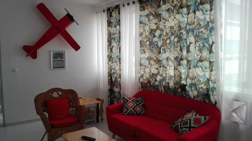 Tarrafal - Família Penelope Appartements