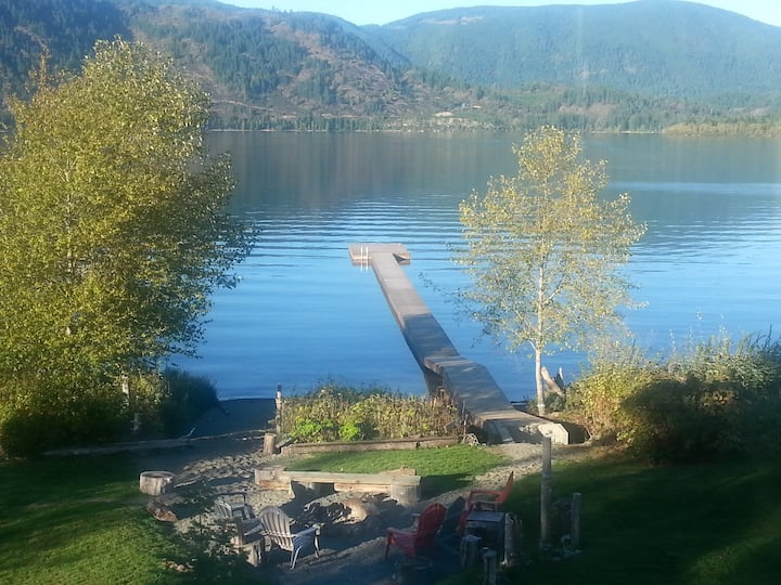 Honeymoon Bay Lake House