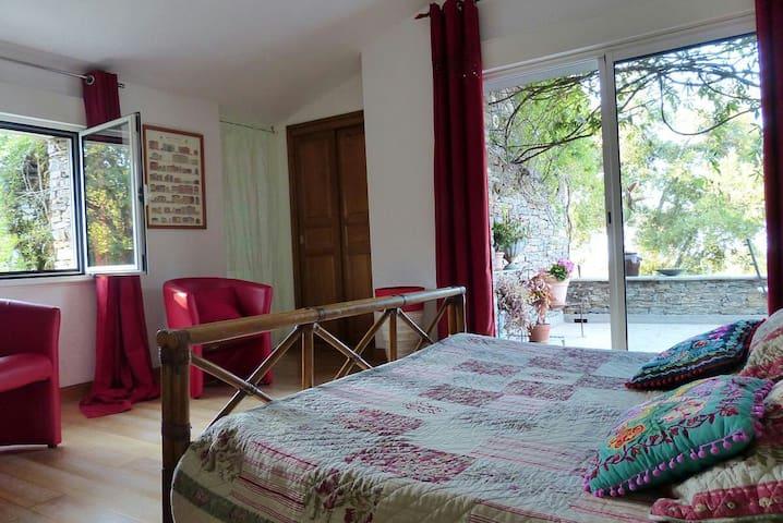 A casa d'anghione - Cervione - House