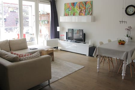 Apartment in peaceful part city centre - Haarlem - Daire
