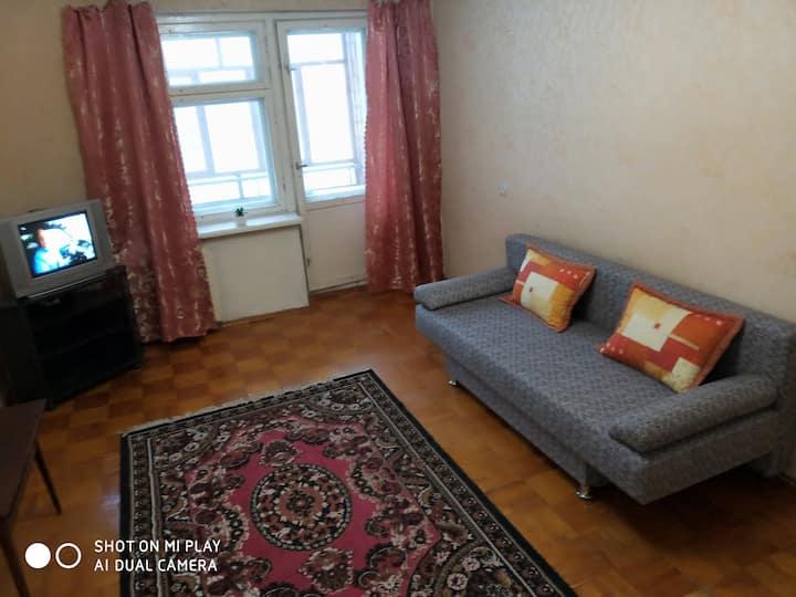 Недорогие апартаменты в центре Ижевска