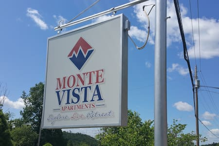 1BR Studio Apartment at Monte Vista - Cumberland - Apartemen