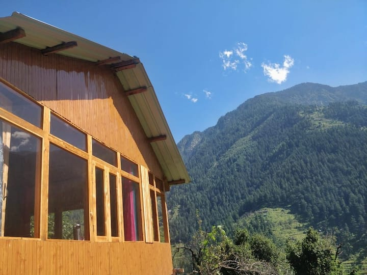 Wanderers cottage jibhi | 3rooms 50% of