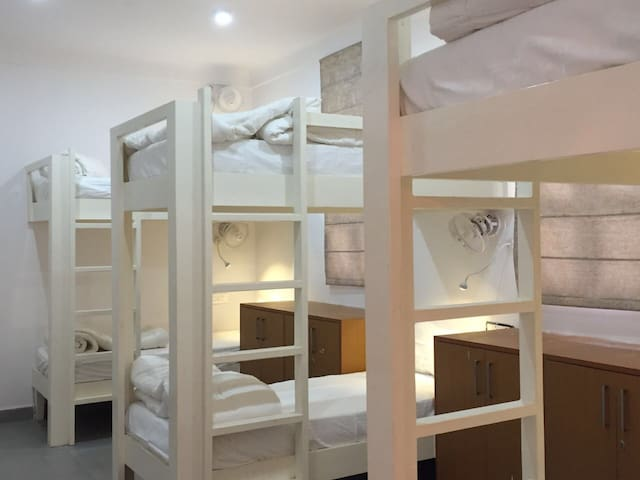 The most spacious Luxury Backpacker Hostel