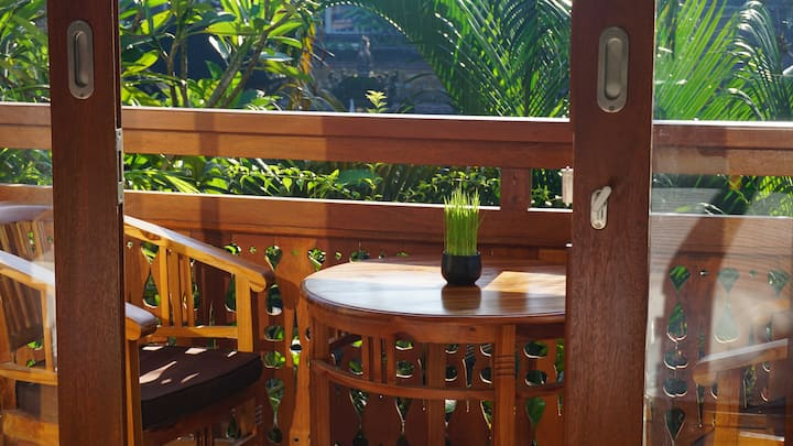 Your home in Ubud! with super comfortable bed!