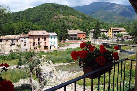 Habitaciones en el pirineo - Vilaller - Casa
