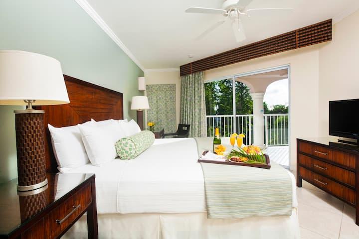 Garden Suite with All Inclusive resort amenities
