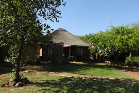 Dinokeng Game Lodge - Kudu Cottage