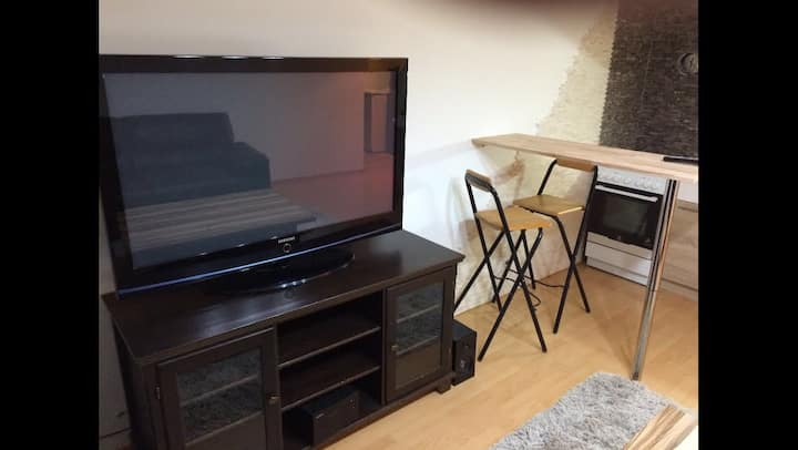 Utulny byt v širšom centre Bratislavy