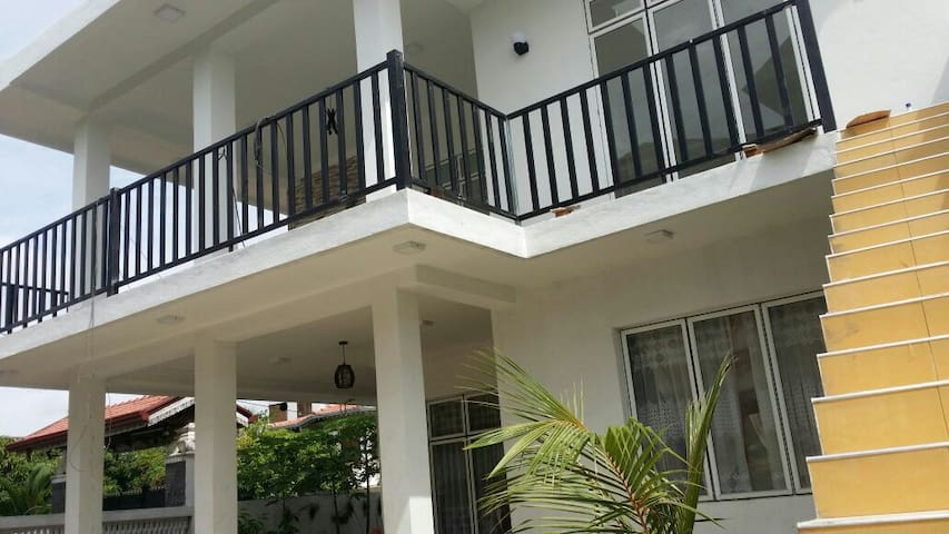 Brand New apartments close to Ja Ela town.