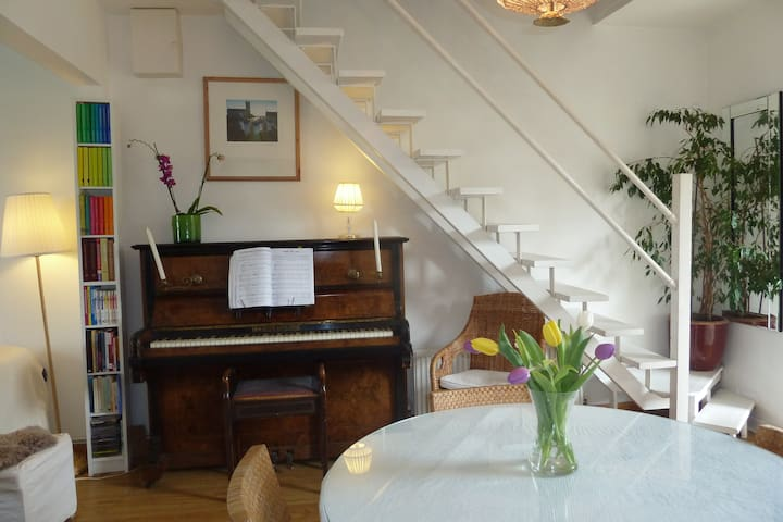 Charming Coastguard Cottage. - Greystones - Huis