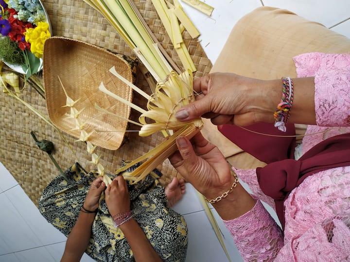 How to make Canang