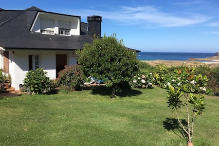 Fully-equipped beachfront room Doniños-Ferrol