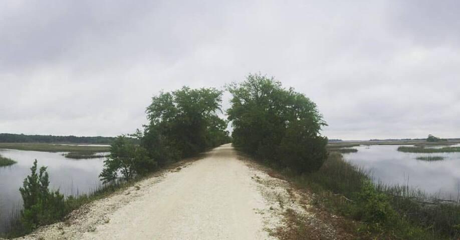 Grand Oak Hideaway - Johns Island - Adosado