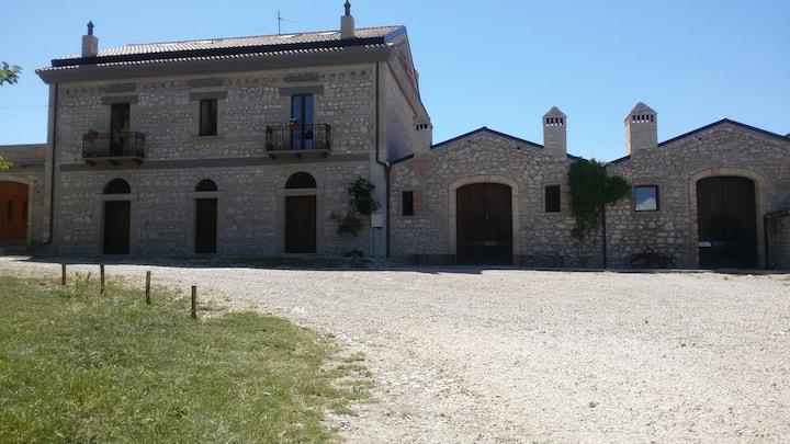 agriturismo Masseria Salecchia