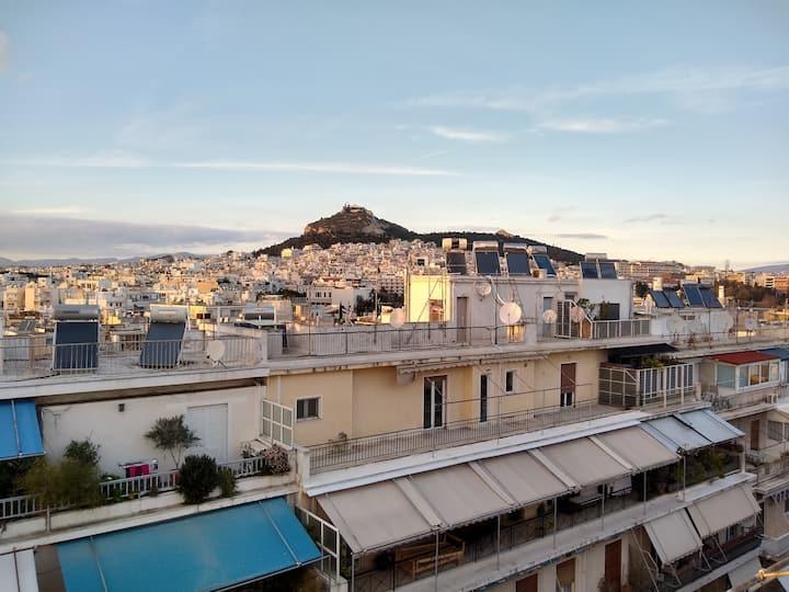 Amazing tiny Athens center apartment