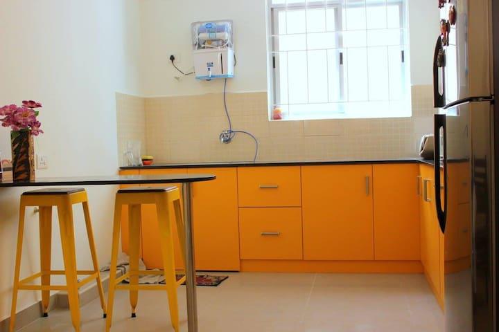 Meadows Homestay - Standard twin sharing room