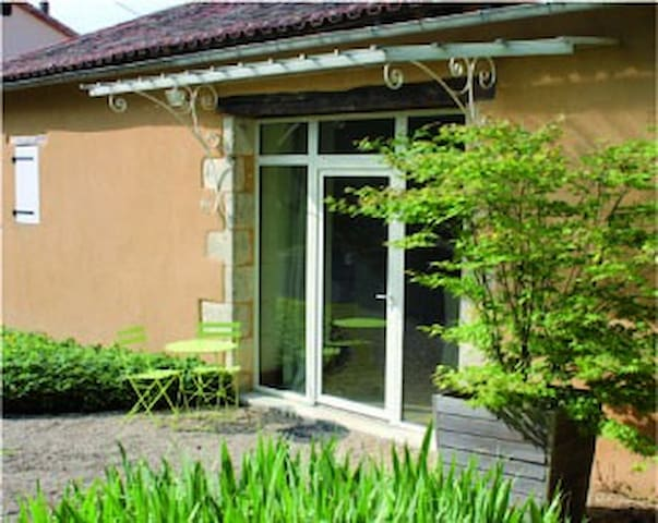 Maison d'hôtes à 15 mn du Futuroscope - Villiers - House
