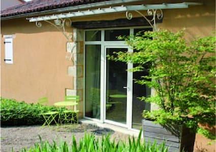 Maison d'hôtes à 15 mn du Futuroscope - Villiers - Casa