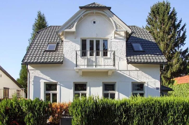 Landhausvilla 30 minutes by train from Vienna City