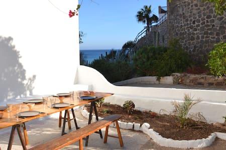 Casa CORBEL - accès direct plage - San José