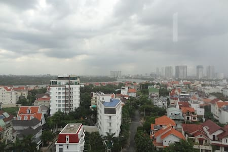 *MINIMALISM* TWO-BEDROOM SERVICED APARTMENT - Ciudad de Ho Chi Minh