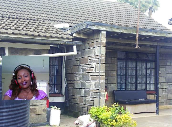 Room(s) in Nakuru in the beautiful rift valley