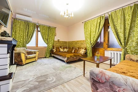 One bedroom apartment in the center of Kharkov