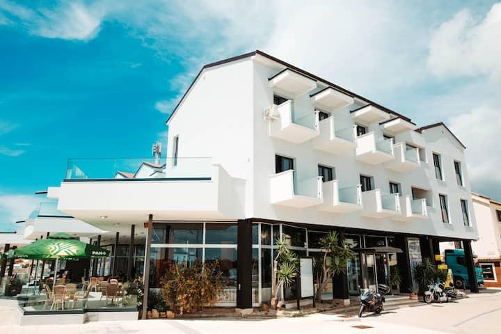 the loža- Seaside hotel- Standard Quadriple room
