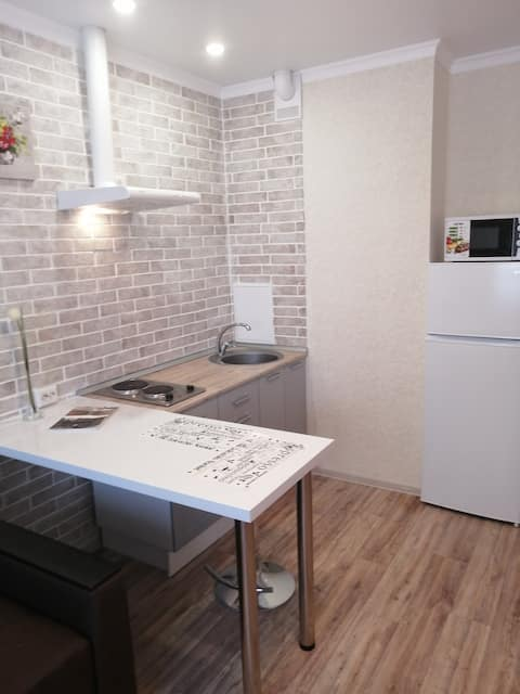 Новая Квартира в Центре Краснодара