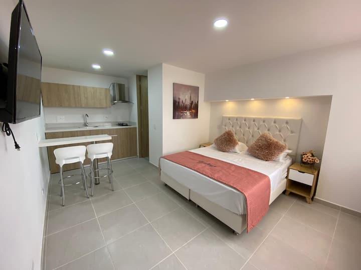Guatapé Apartamentos A&A 203 integrado