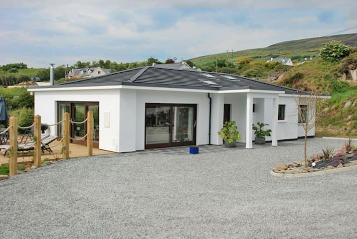 Luxury house on the Wild Atlantic Way. Great views