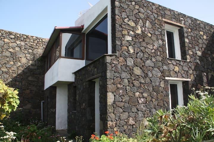 Luminosa casa con vistas - Villa de Valverde - บ้าน