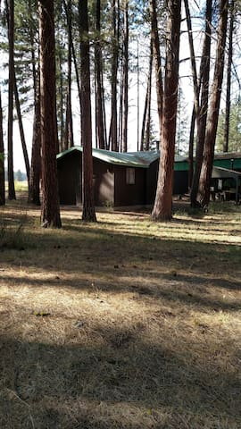 Rustic cabin - Baker City